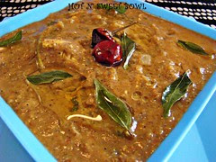 Chicken Chettinad Gravy