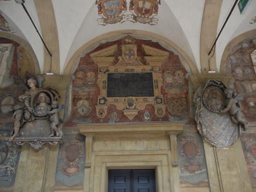 DSCN4406 _ Il palazzo  dell'Archiginnasio