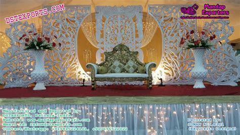 Maharaja Style Wedding Stage Decor ? Mandap Exporters
