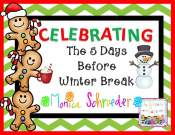 Christmas Fun in 2nd Grade, The Schroeder Page
