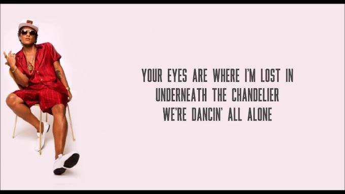 Versace on the floor -Bruno mars (lyrics) - Bruno Mars Lyrics