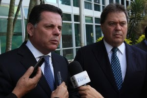 Gim Argello é cotado para assumir secretaria do governo de Goiás entre dezembro e janeiro