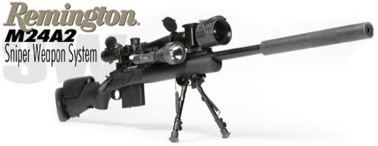"The Army's M24 ""Upgrade"" - The Firearm BlogThe Firearm Blog"