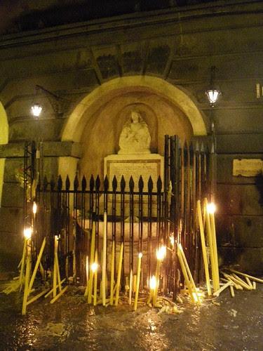St. Agatha shrine