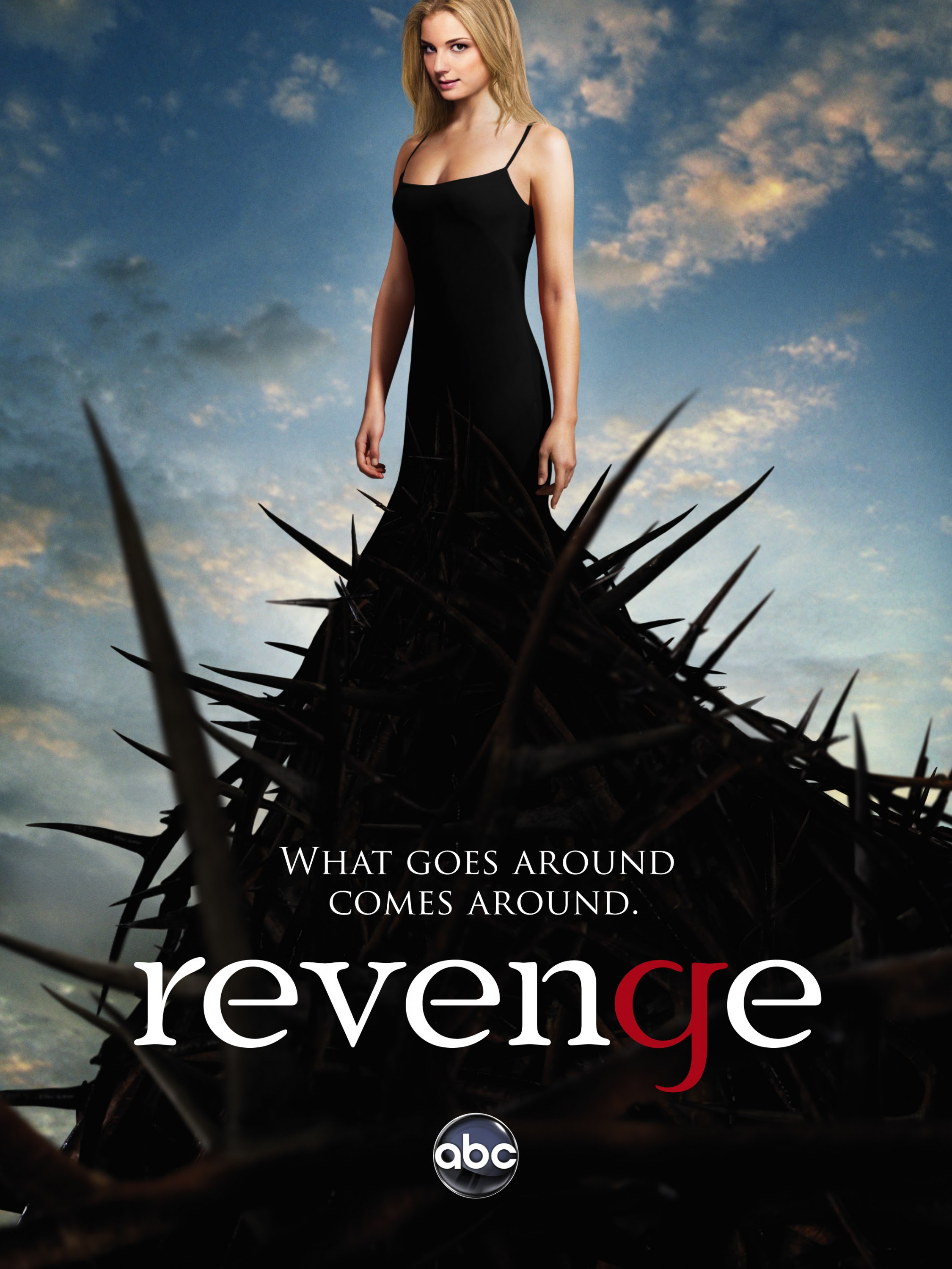 Mega Sized Movie Poster Image for Revenge