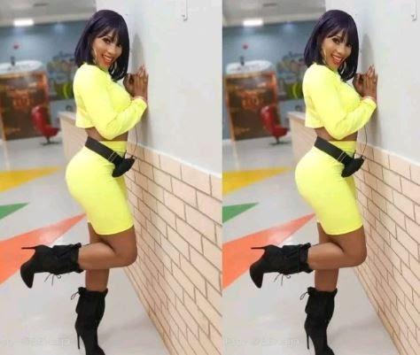 BBNaija Winner, Mercy Reacts To Rumours Of Her Backside Being Fake