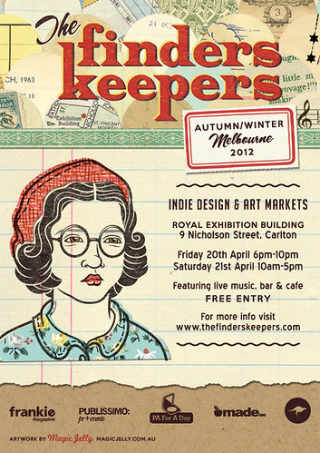 Finders Keepers April 2012