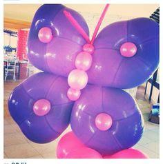Balloon Mania on Pinterest