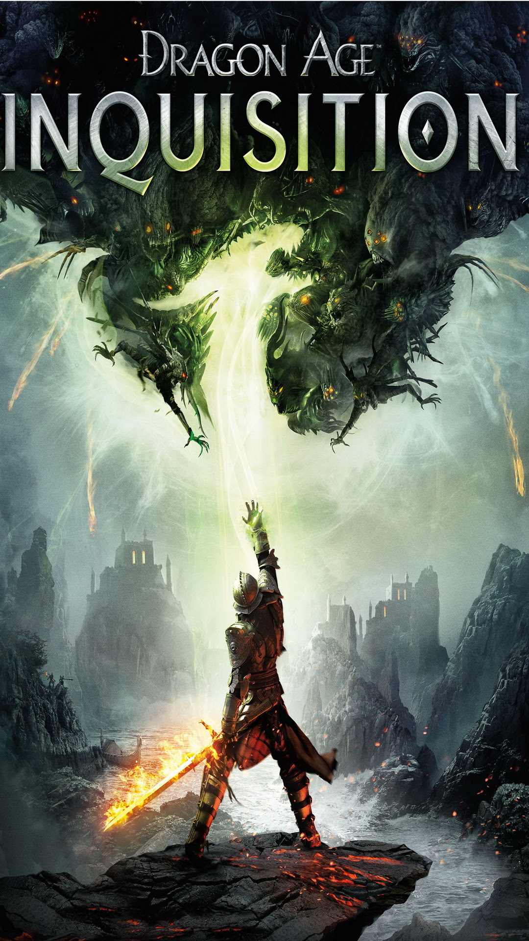 Dragon Age Phone Wallpaper 75 Images