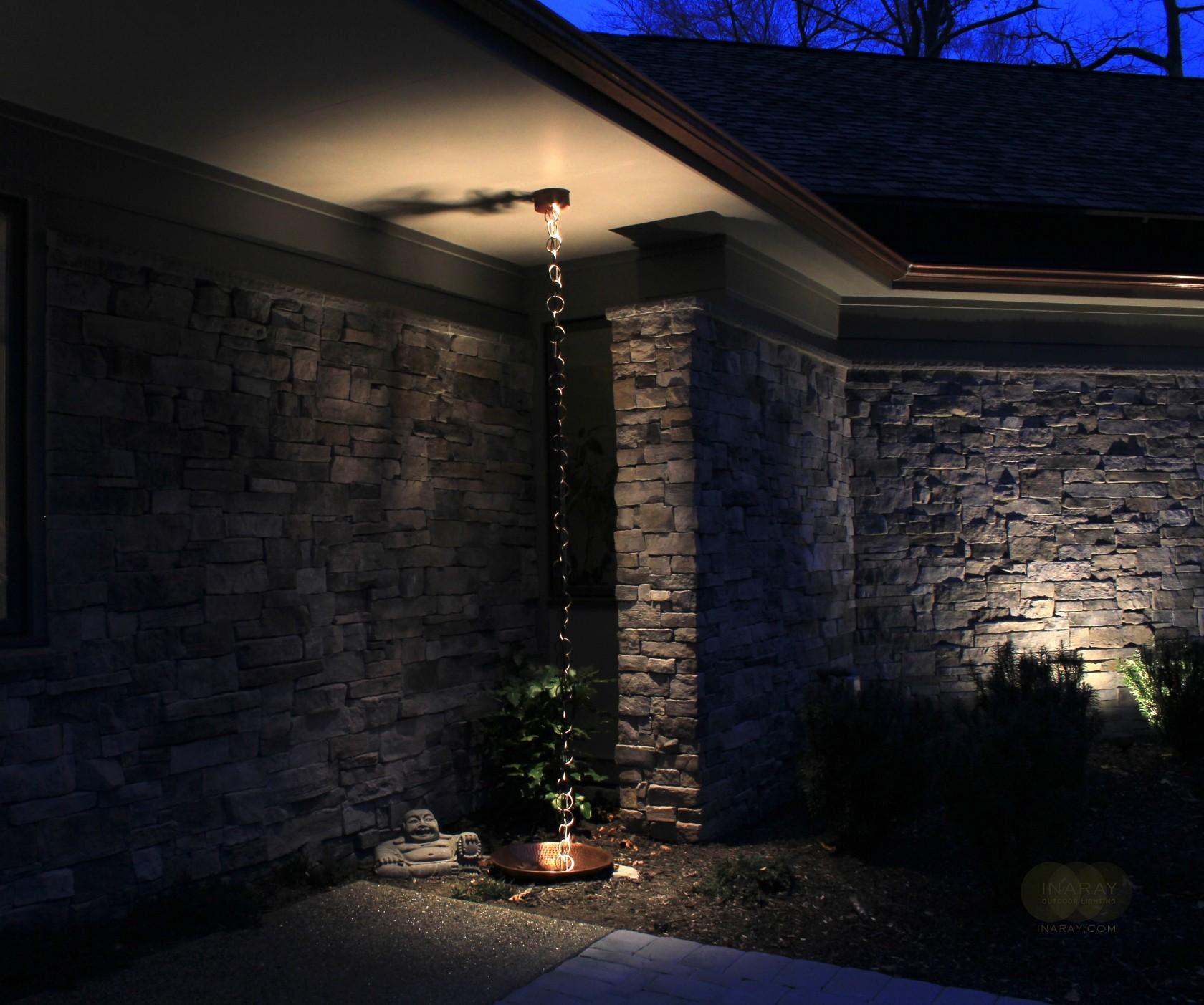 Unique Outdoor Lighting Home Design Ideas and