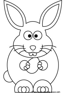 free printable easter bunny coloring sheets for kidsfree printable coloring pages for kids
