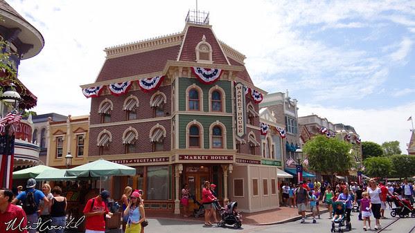 Disneyland Resort, Disneyland, Main Street U.S.A., Market House, Limited, Time, Magic