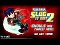 Slugterra: Slug it Out 2  هي لعبة ألغاز مطابقة 3 مدمجة مع الحركة والمغامرة. تنتظرك المغامرات في المستقبل.