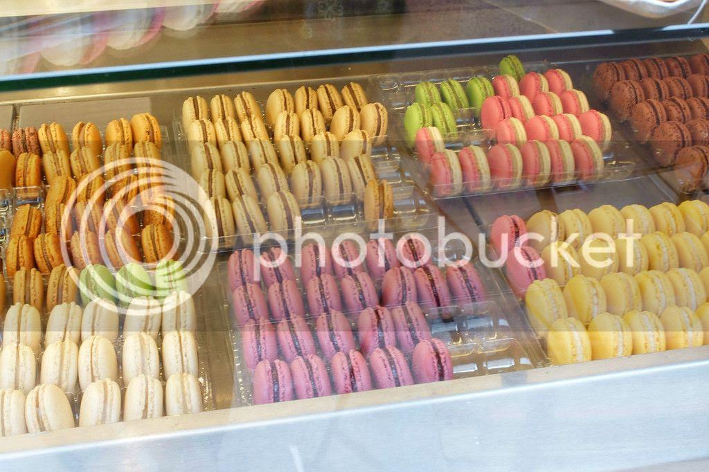 modestmixblog macarons cookies Paris