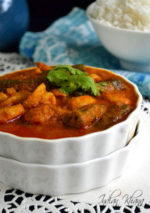 Goan-Prawns-Okra-Curry-Recipe