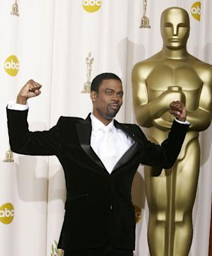 Comedian Chris Rock is hosting the Oscars and many …