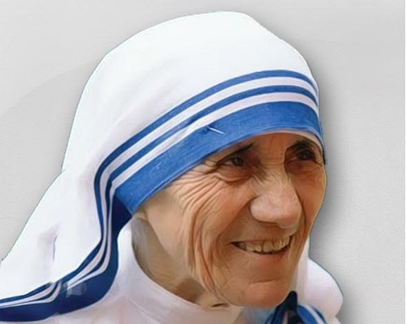 Pape François : «Lutter contre la faim à l'exemple de Mère Teresa»