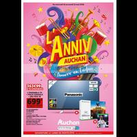 Carte Anniversaire Auchan.Anniversaire Auchan Anniversaire
