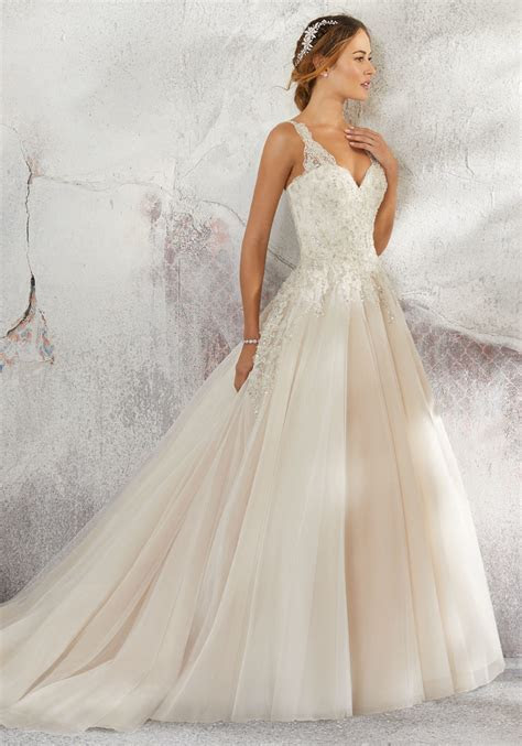 Lily Wedding Dress   Style 5697   Morilee