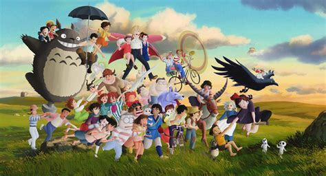 20 Places That Became The Stages of Studio Ghibli Part 1