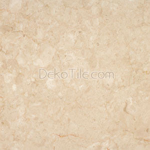 18 X 18 Polished Turkish Crema Marfil Marble Tile Deko Tile