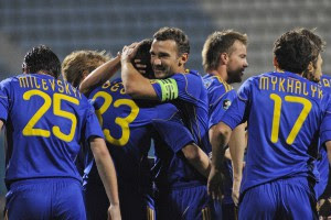 Эстония - Украина - 0:1. Live