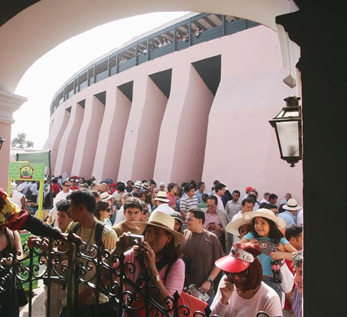 Ambiente de Acho, Lima