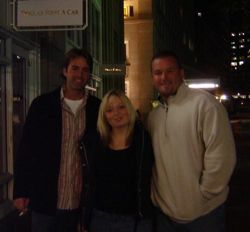 James, Tara and Jason