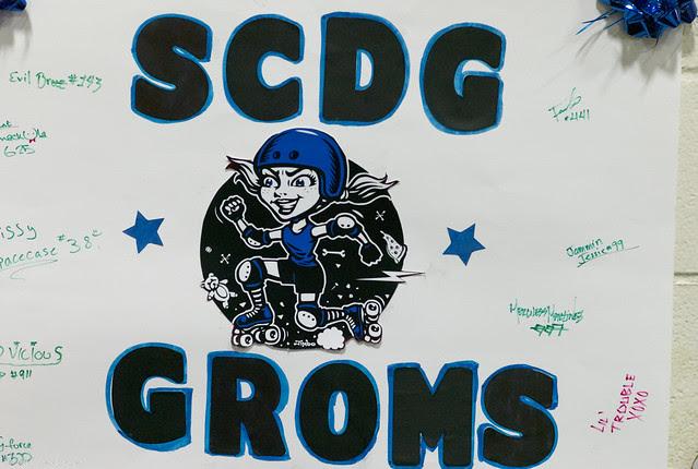 SCDG GROMS