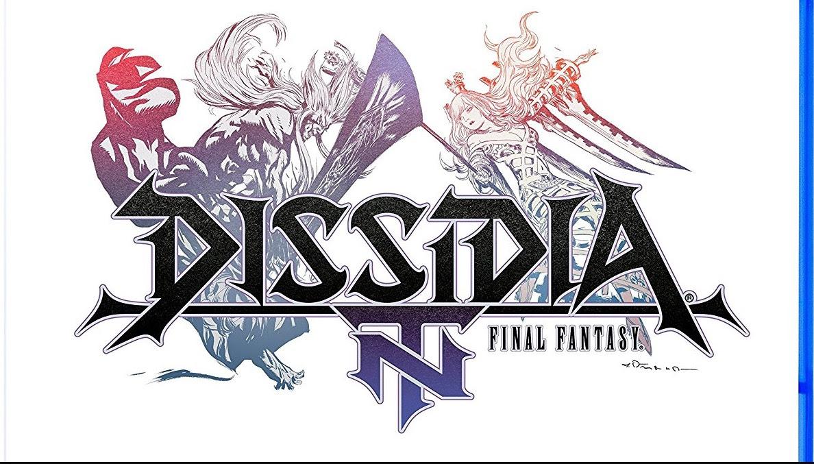 Dissidia Final Fantasy NT PS4 Closed Beta key giveaway screenshot