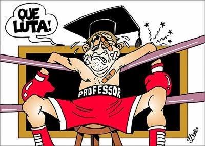 Marcelino Vieira: Professores paralisam as atividades por falta de pagamento