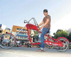 Bikin Sendiri Motor Chopper