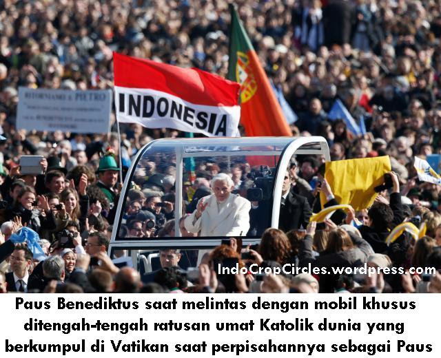 benediktus indonesia flag