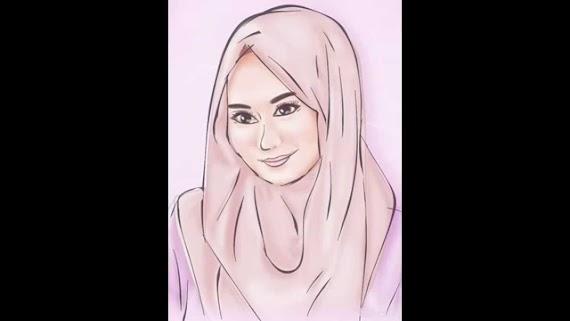 Download gratis Gambar Sketsa Keren Banget