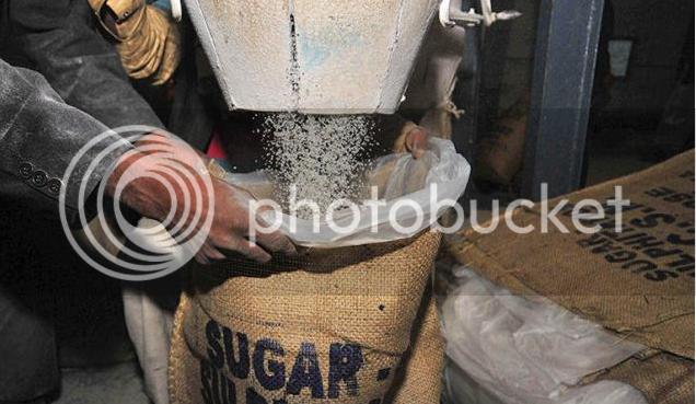 Pengemasan Gula yang Kurang Higienis