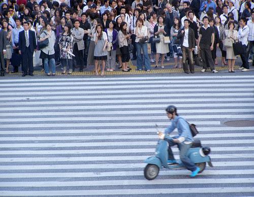 Shibuya Scooter