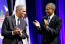 Obama and Holder talk race, challenges for young men of color during pandemic