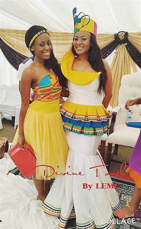 Pretoria   Traditional attire in 2019   Sepedi traditional