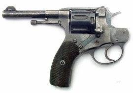 backward pistol