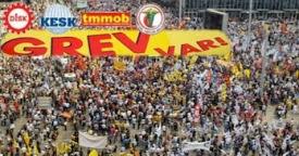 Turquie appel grève manifestations