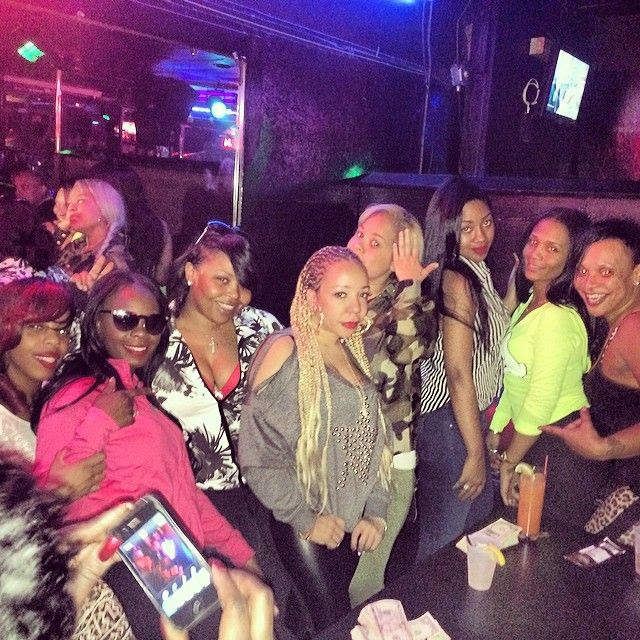 STILL HUSTLING OVER TROUBLE WATERS: T.I AND TINY IS COMPETING ON WHO HAVE THE MOST FUN - DivaSnap.com
