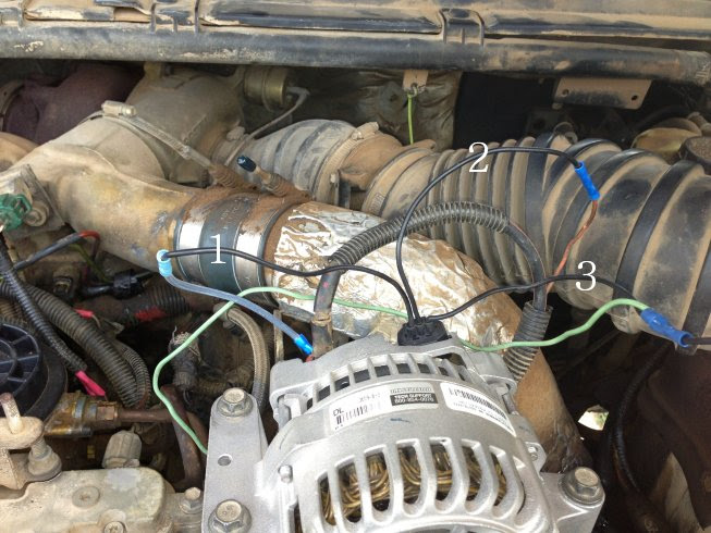 2000 F250 7 3 Alternator Wiring Help Ford Truck Enthusiasts Forums