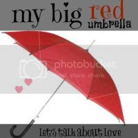 My Big Red Umbrella
