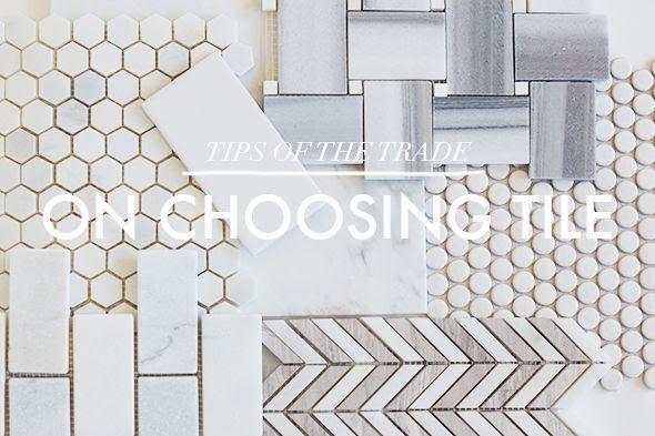 On Choosing Bathroom Tile Juniper Home