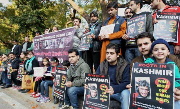 Home ministry chalks out plan to settle Kashmiri Pandits