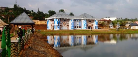 Musé des Civilisation de Dschang, Tourisme Cameroun