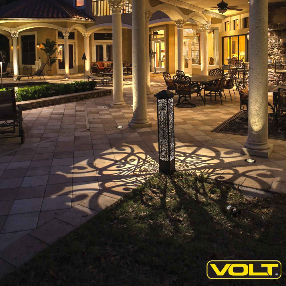 Volt Lighting Announces New Line Of Outdoor Decorative Led Bollard