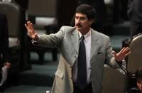 El senador Javier Corral. Foto: Germán Canseco