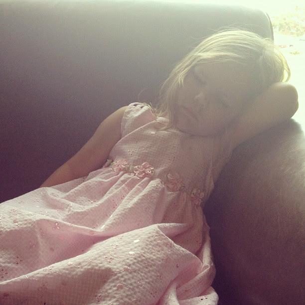 Sleeping Princess :)