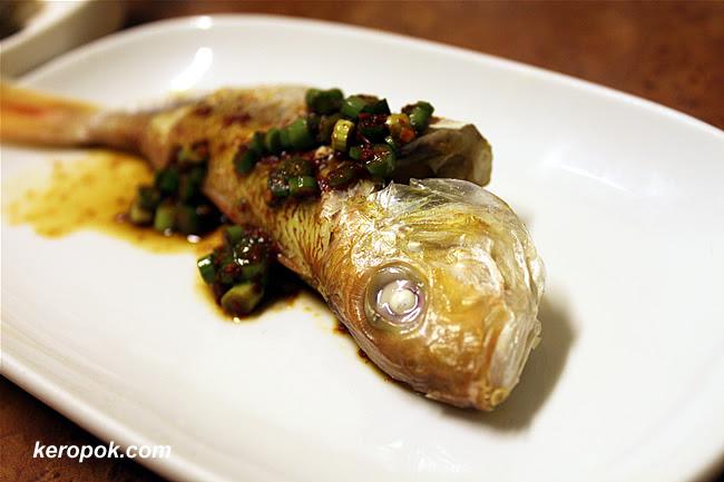 Fish Side Dish